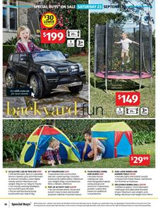 ALDI Catalogue 23 September 2017 Special Buys Week 38 & Catalogue 23 September 2017 Special Buys Week 38