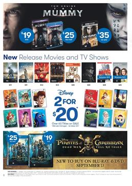 Big W Catalogue Entertainment 7 - 20 Sep 2017