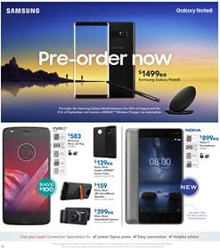 Harvey Norman Catalogue Mobile September 2017