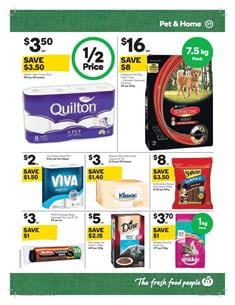 Household Deals Woolworths Catalogue 20 - 26 September 2017