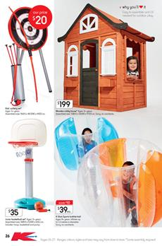 Kmart Catalogue Kids Entertainment Products 21 Sep - 11 Oct 2017
