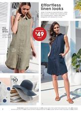 Target Catalogue Ladies Casual Clothing 7 - 13 September 2017