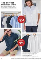 Target Catalogue Mens Clothing 7 - 13 September 2017