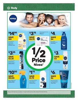 Woolworths Catalogue Personal Care 13 - 19 September 2017
