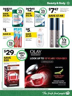 Woolworths Catalogue Personal Care 6 - 12 September 2017