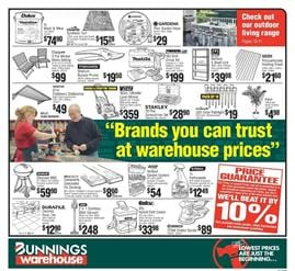 Bunnings Catalogue Garden October 2017