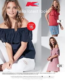 15f2083d5dc Kmart Catalogue Women s Casual 26 Oct - 15 Nov 2017