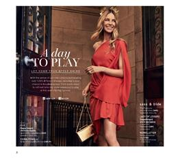 Myer Catalogue Spring Carnival Ladies October 2017