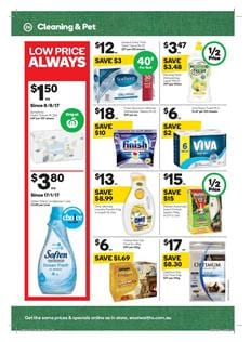 Woolworths Catalogue Household 25 - 31 October, 2017
