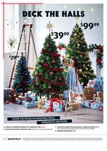 ALDI Catalogue Christmas Deals 8 Nov 2017