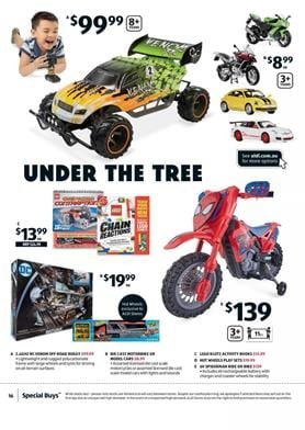 ALDI Catalogue Toys 29 Nov 2017