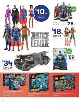 Continue reading Follow BIG W Christmas Toy Sale Catalogue BIG W has the best prices on toys this year and they have come up with various sales since the big Toy sale in July. Their current catalogue has many great deals and offers.