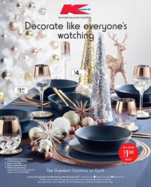 kmart catalogue christmas decoration 16 29 nov 2017