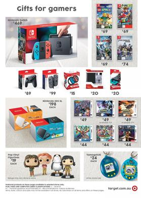 Target Catalogue Game Sale 9 - 15 November 2017
