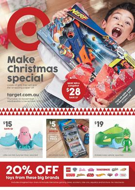 Target Catalogue Toy Sale 30 Nov - 6 Dec 2017