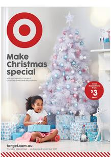 Target Christmas Catalogue 2 - 8 November 2017