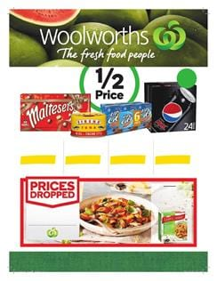 Woolworths Catalogue Deals 8 - 14 November 2017