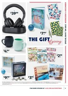 ALDI Catalogue Christmas Gifts 6 December 2017