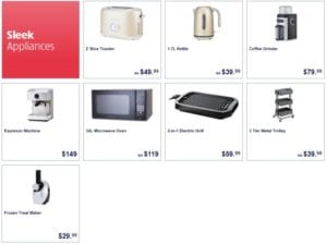 Aldi Kitchen Living Appliances