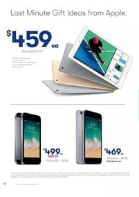 Big W Catalogue iPad 32 GB Wifi 24 Dec 2017