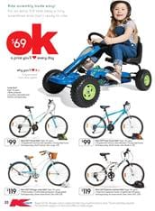 Kmart Catalogue Summer Fun 13 December 2017