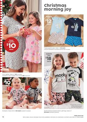 Target Catalogue Christmas Clothing 24 December 2017