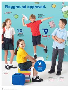 Big W Catalogue Back To School 4 - 17 Jan 2018