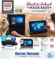 Harvey Norman Catalogue School 9 - 28 Jan 2018