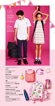 Myer Catalogue School Apparels 4 February 2018