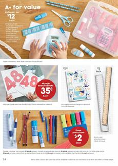 Target Catalogue Back To School 10 - 17 January 2018
