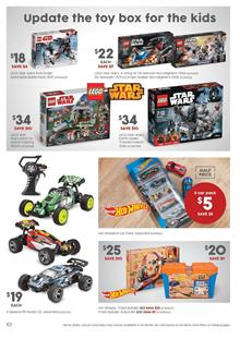 Target Catalogue Toy Sale 4 - 10 January 2018