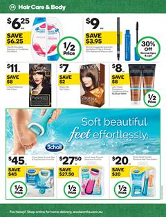 Woolworths Catalogue Personal Care 10 - 16 January 2018
