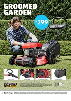 Aldi Catalogue Garden 17 February 2018