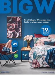 Big W Catalogue Bedroom Products 8 - 21 February 2018