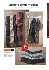Target Catalogue Mens Wear 8 - 14 February 2018