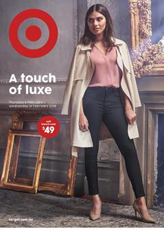Target Catalogue Womens Wear 8 - 14 February 2018