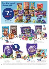 Big w catalogue 18 apr 2 may 2018 you can still buy easter chocolate eggs and bunny at big w stores the latest big w catalogue has offers on pg 2 3 consisting of cadbury easter eggs negle Choice Image