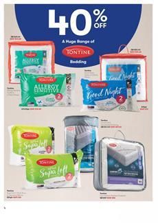 Allergy sensitive Tontine bedding products are a thoughtful production by one of the most respected bedding producers in the world. Big W Catalogue has this ...  sc 1 st  Australia Online Catalogues & Big W Catalogue 22 Mar - 4 Apr 2018