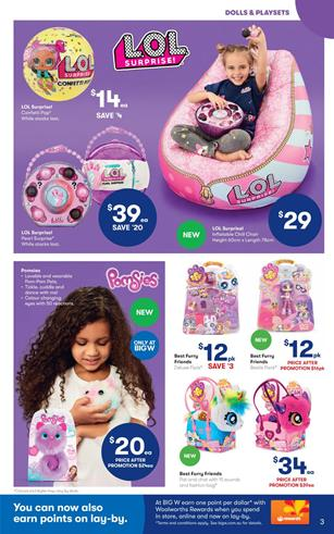 Big W Catalogue Toy Mania Sale 21 June - 11 July 2018