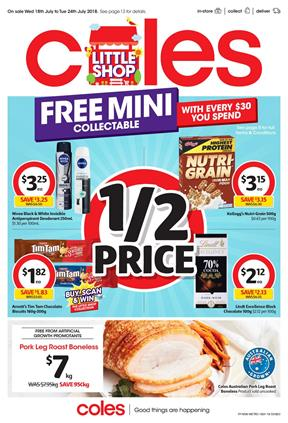 coles little shop - photo #32