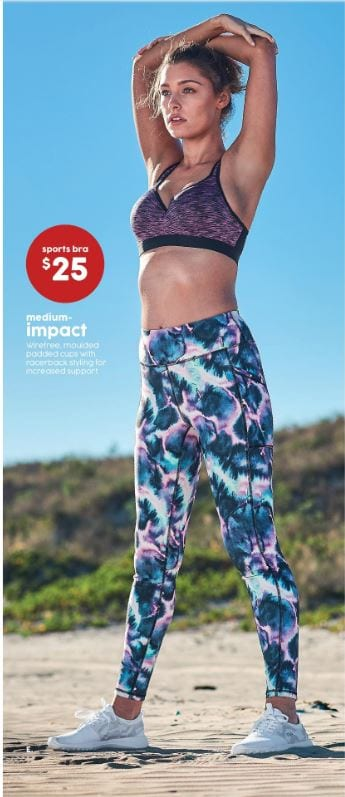 f908ef29b130e Target Catalogue Sports Wear 9 - 22 August 2018