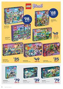 Big W Catalogue Lego Sets 25 Oct 7 Nov 2018