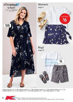 26a40daffc2ffe Kmart Catalogue Ladies  Clothing 11 - 31 Oct 2018
