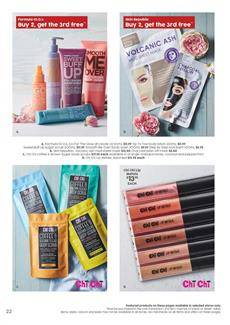 75e6cdc001e The latest catalogue has a part of personal care and health products. See  pg 22-23 for the best deals of Target on cosmetics from the catalogue.  Target ...