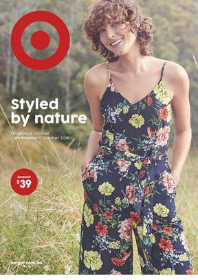 ff263959790 Target Catalogue Summer Dresses 4 - 17 Oct 2018
