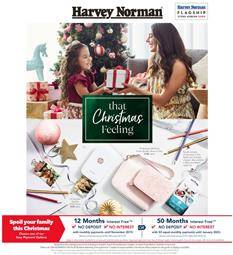 Harvey Norman Catalogue Great Christmas Gifts