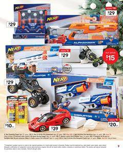 efb5b3ac26 Nerf blasters are one of best toys to enjoy outdoors and the best of them  are on sale at Kmart right now. Kmart Catalogue Christmas has gone live  today and ...