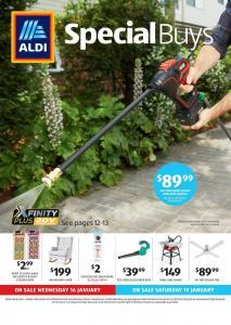 Aldi Catalogue Special Buys On Sale 16 Jan And 19 Jan