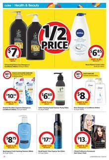 Coles Catalogue 14 - 20 Aug 2019 | Deals, Half Prices - Page 16 of 105