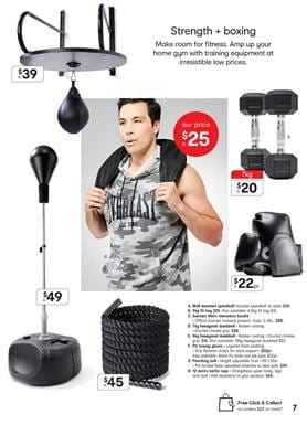 d404bed851 Kmart Catalogue Fitness Products 21 Feb - 13 Mar 2019